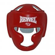 Boxing helmet training REYVEL a Skin is Red