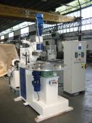 Equipment for the production of ceramic and porcelain dishes