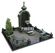 Гранитные памятники от производителя Piruzi