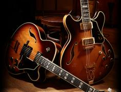 Lessons on acoustic and electric guitar