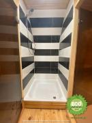 Mobile bath-barrel turnkey oval 5x2.3 m from the manufacturer