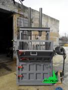 Пресс для макулатуры и ПЭТ бутылки на 32 тонн