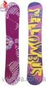 Snowboard Yellowbus Increase Purple