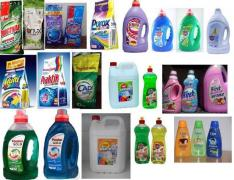 Wholesale household chemicals from Europe
